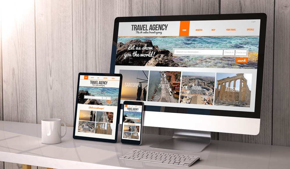 digital travel agency